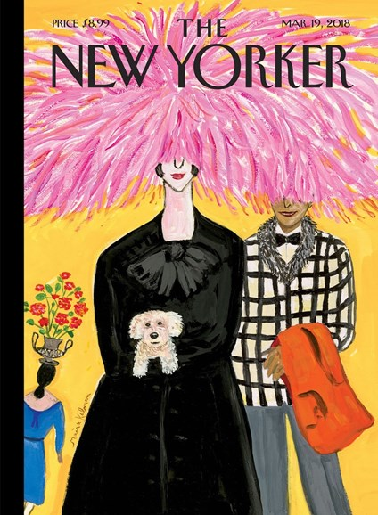 The New Yorker Cover - 3/19/2018
