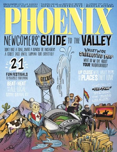 Phoenix Magazine Cover - 3/1/2018