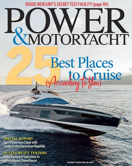 Power & Motoryacht Cover - 4/1/2018