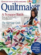 Quiltmaker Magazine 3/1/2018