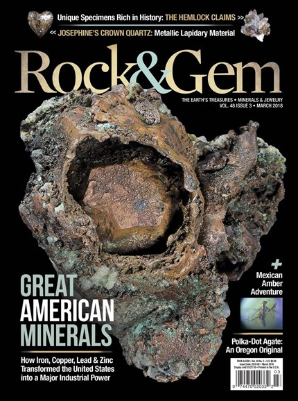 Rock & Gem Cover - 3/1/2018