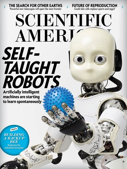 Scientific American Cover - 3/1/2018