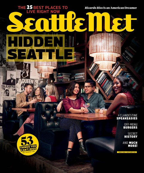 Seattle Met Cover - 3/1/2018