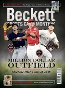 Beckett Sports Card Monthly Magazine 3/1/2018