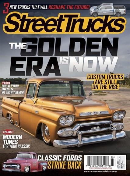Street Trucks Cover - 4/1/2018