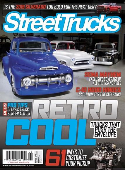 Street Trucks Cover - 3/1/2018