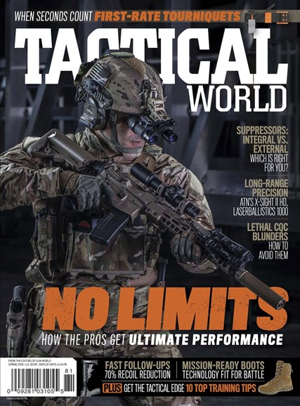 Tactical World Cover - 3/1/2018
