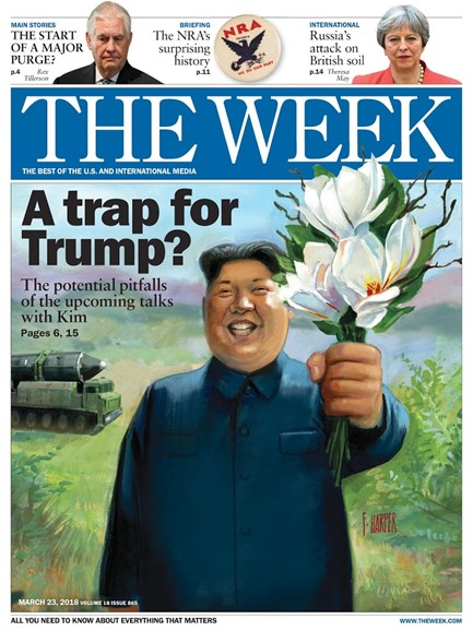 The Week Cover - 3/23/2018
