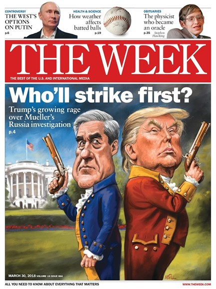 The Week Cover - 3/30/2018