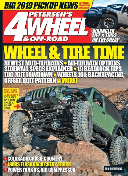 4 Wheel & Off-Road Cover - 6/1/2018