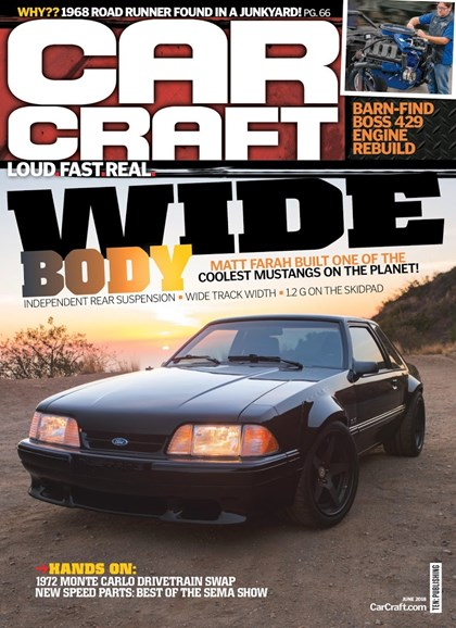 Car Craft Cover - 6/1/2018