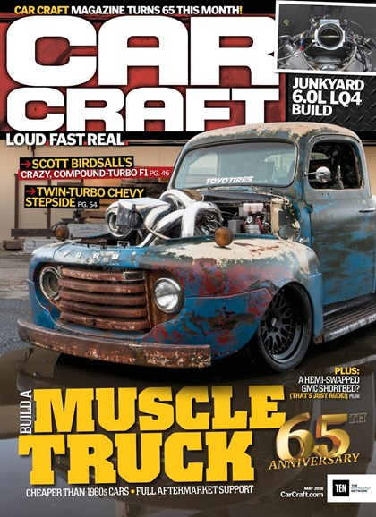 Car Craft Cover - 5/1/2018
