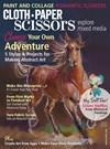 Cloth Paper Scissors Magazine | 3/1/2018 Cover