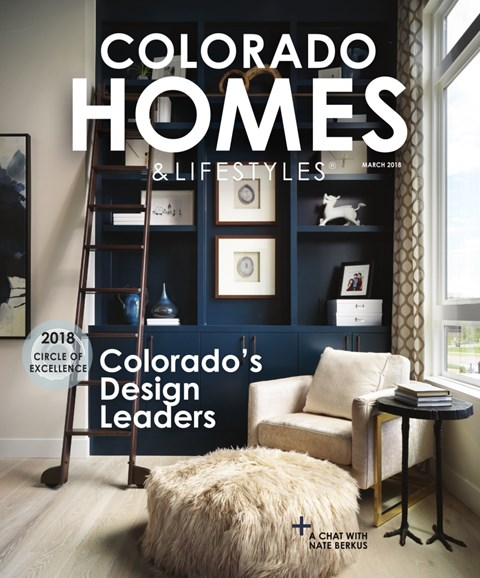 Colorado Homes & Lifestyles Cover - 3/1/2018
