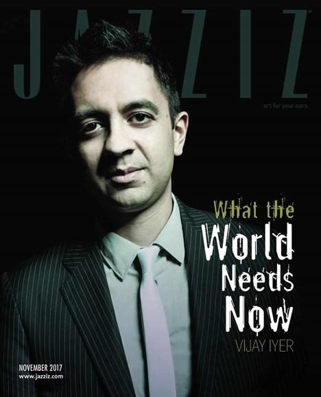 Jazziz Cover - 11/1/2017