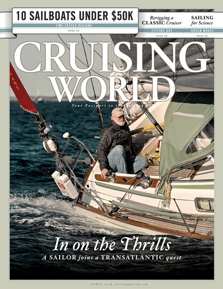Cruising World Cover - 4/1/2018