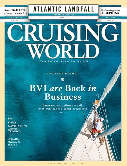 Cruising World Cover - 3/1/2018