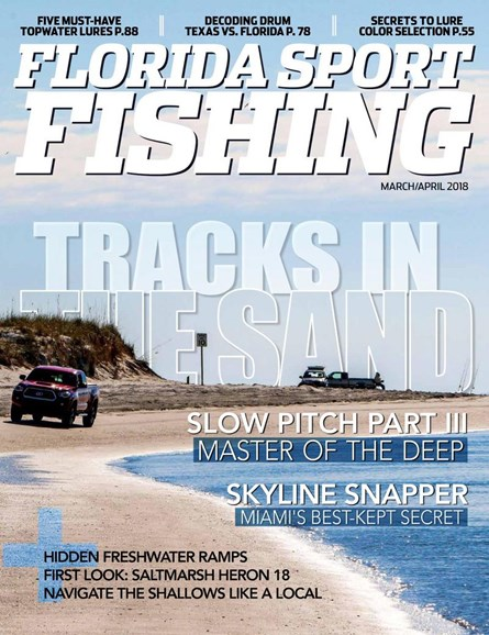 Florida Sport Fishing Cover - 3/1/2018