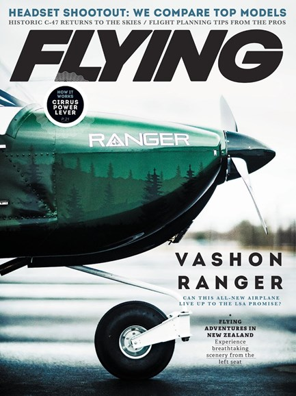 Flying Cover - 4/1/2018