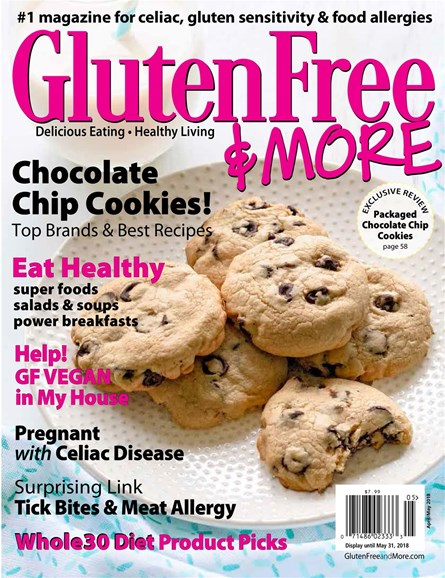Simply Gluten Free Cover - 4/1/2018