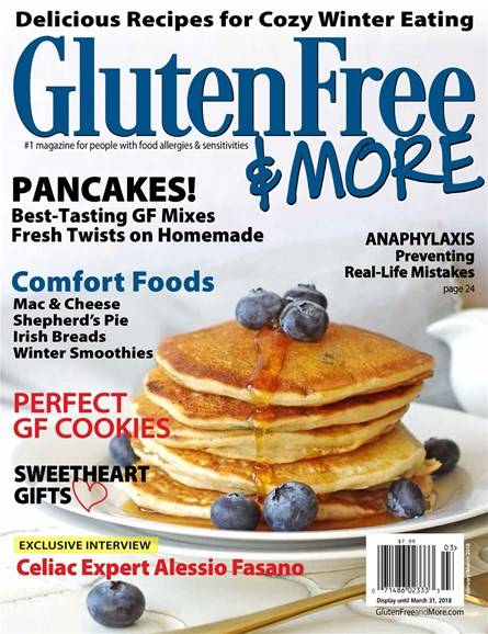 Simply Gluten Free Cover - 2/1/2018