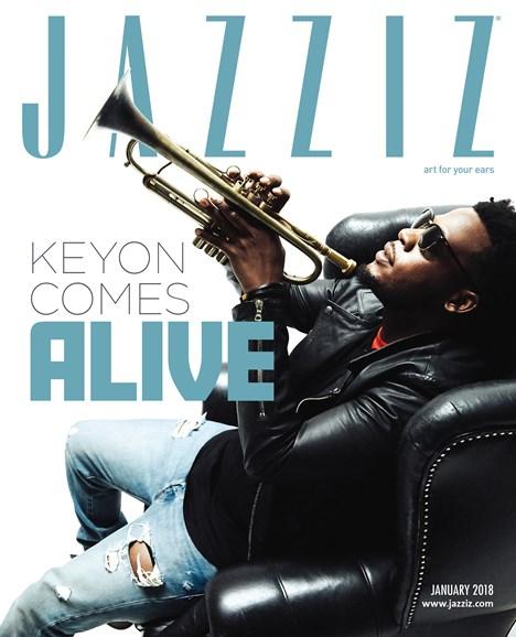 Jazziz Cover - 1/1/2018