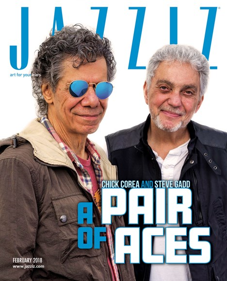 Jazziz Cover - 2/1/2018