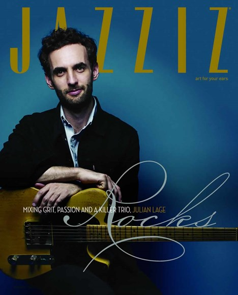 Jazziz Cover - 3/1/2018