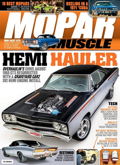 Mopar Muscle Cover - 6/1/2018
