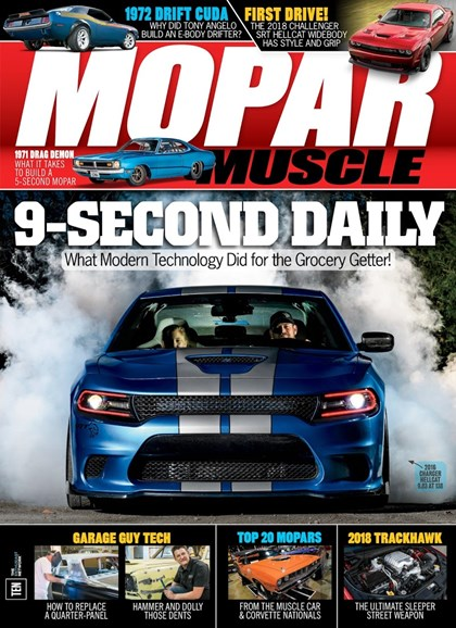 Mopar Muscle Cover - 5/1/2018
