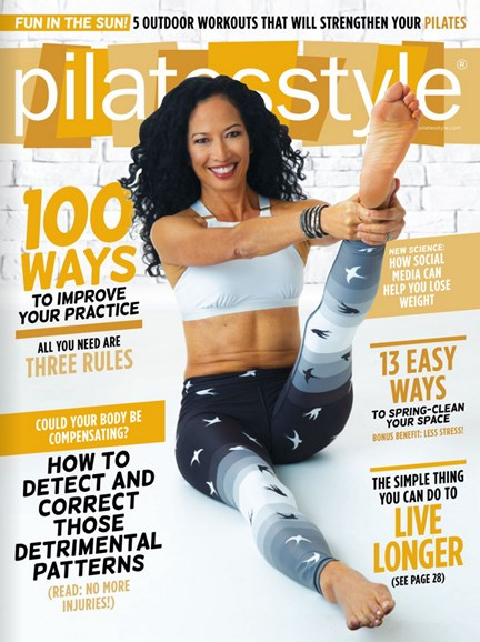 Pilates Style Cover - 3/1/2018