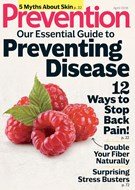 Prevention Magazine 4/1/2018