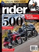 Rider Magazine 5/1/2018
