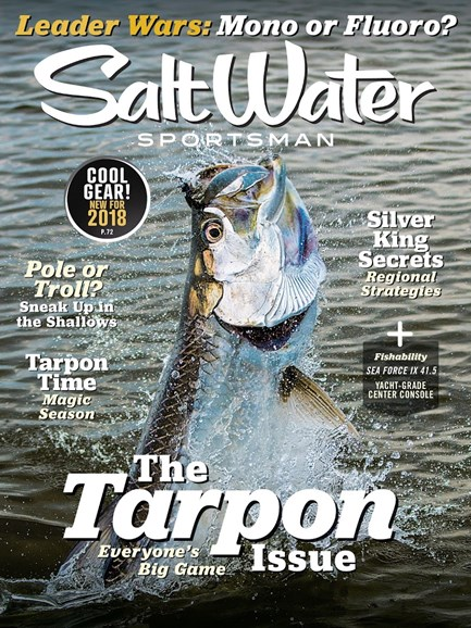 Salt Water Sportsman Cover - 4/1/2018