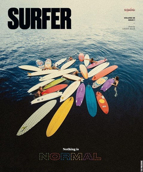 Surfer Cover - 4/1/2018