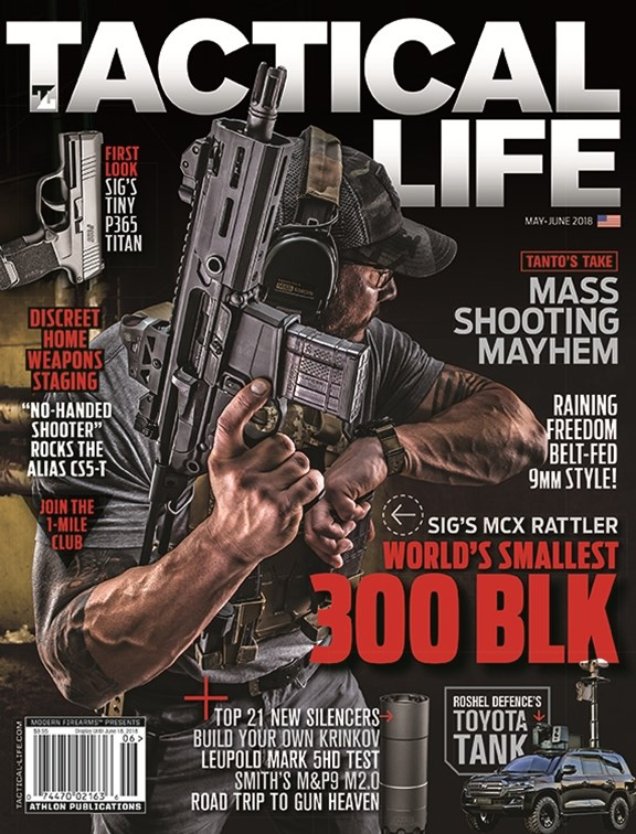 Best Price for Tactical Weapons Magazine Subscription