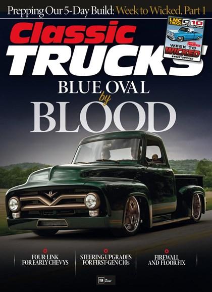Classic Trucks Cover - 5/1/2018