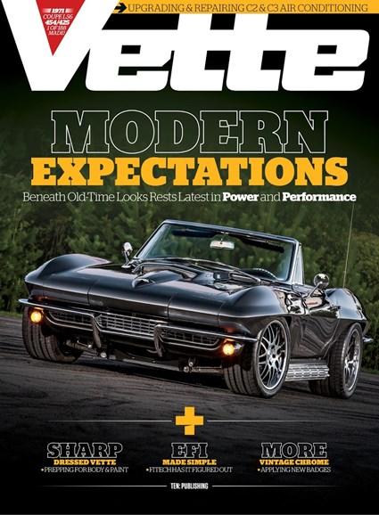 Vette Cover - 6/1/2018
