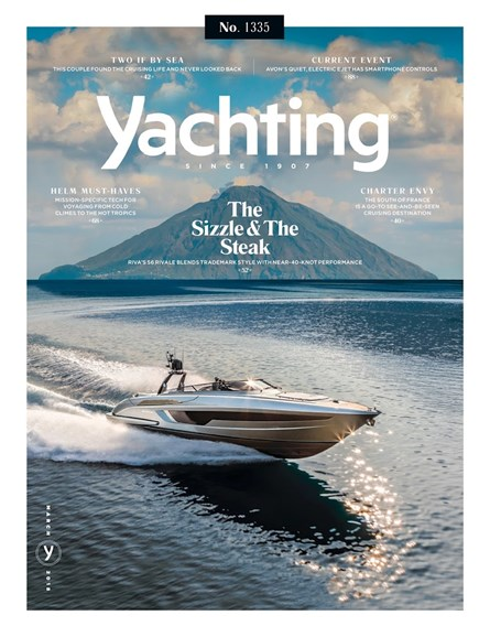Yachting Cover - 3/1/2018