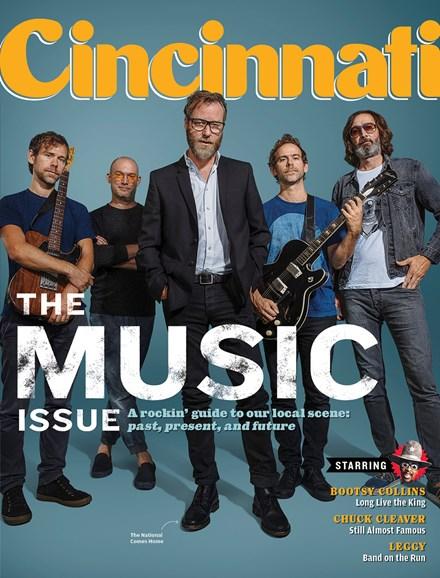 Cincinnati Cover - 4/1/2018