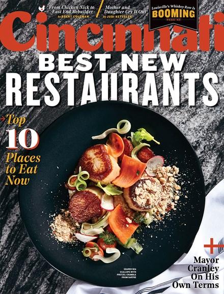 Cincinnati Cover - 3/1/2018