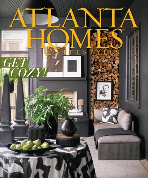 Atlanta Homes & Lifestyles Cover - 12/1/2017