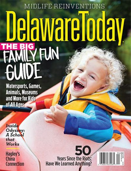 Delaware Today Cover - 4/1/2018