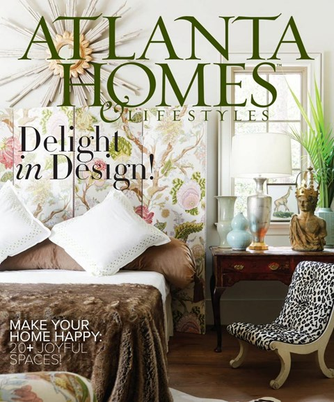 Atlanta Homes & Lifestyles Cover - 2/1/2018