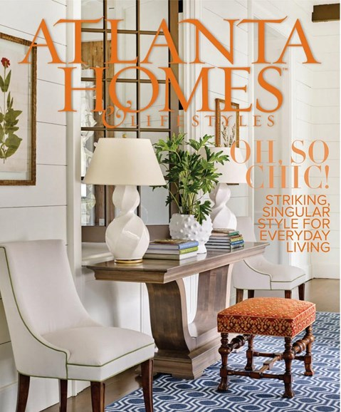 Atlanta Homes & Lifestyles Cover - 3/1/2018