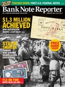 Bank Note Reporter Magazine 2/1/2018