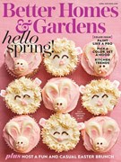 Better Homes & Gardens Magazine 4/1/2018