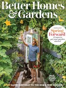 Better Homes & Gardens Magazine 3/1/2018