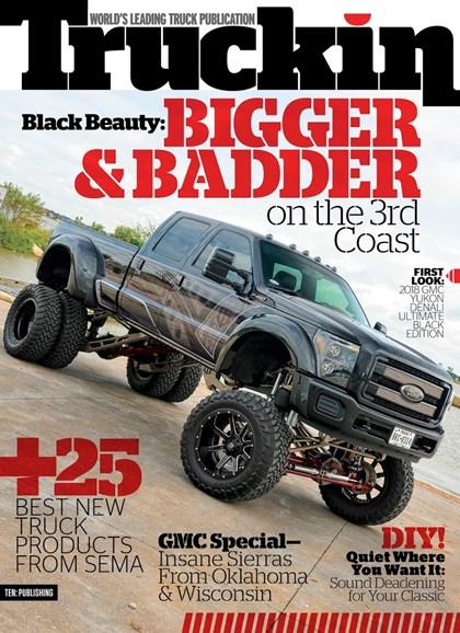 Truckin' Cover - 3/22/2018