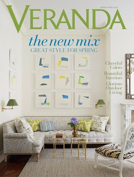 Veranda Cover - 3/1/2018